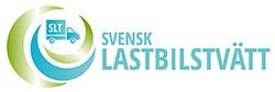 Svensk Lastbilstvätt Logotyp